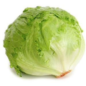 Ripe Organic Lettuce, Iceberg