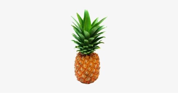 Ripe Organic Pineapple