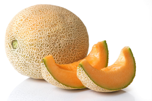 Ripe Organic Rock Melon