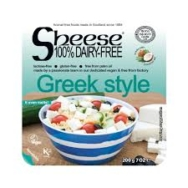 Dairy Free Greek Style Cheese, Sheese