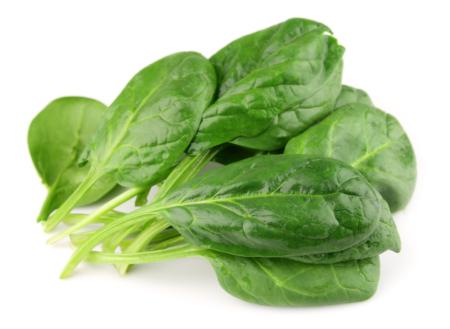 Ripe Organic Spinach