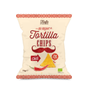 Organic Chili Tortilla Chips, Trafo
