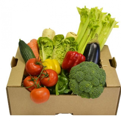 Ripe Organic Vegetable Box