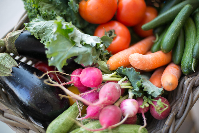 Ripe Organic Veggies
