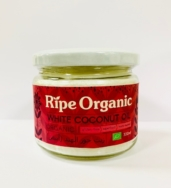RIPE ORGANIC WHITE COCONUT OIL 300ML