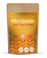 Organic Camu Camu Berry Powder, Ripe