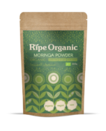 Organic Moringa Powder, Ripe