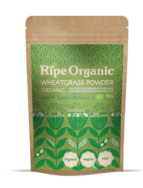 Organic Wheatgrass Powder, Ripe