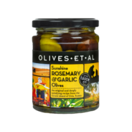 OLIVES  ET AL SUNSHINE OLIVES 250G