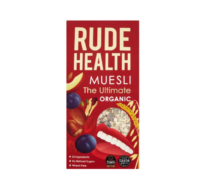 Organic Ultimate Muesli, Rude Health