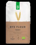 Organic Rye Flour, Auga