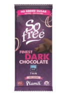 SO FREE FINEST DARK CHOCOLATE 80G