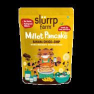 Banana Choco Chip Pancake Mix, Slurrp Farm