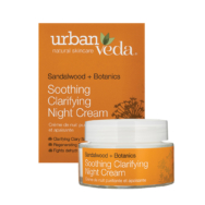 URBAN VEDA SOOTHING REPLENISHING NIGHT CREAM 50ML