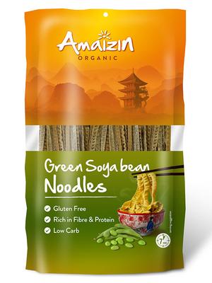 Green Soya Bean Noodles, Amazing organic