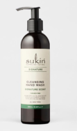 Cleansing Hand Wash, Sukin