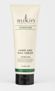 Hand and Nail Cream, Sukin