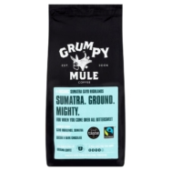 Grumpy Mule Organic Sumatra Grounf coffee 227g
