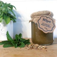 Sunflower Seed Butter, Ripe