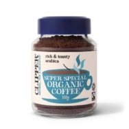 Super Special Organic Coffee, Clipper