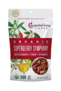 Organic Superberry Symphony, Essential Living Foods