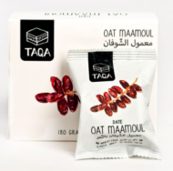 Date Oat Maamoul Cookie, Taqa