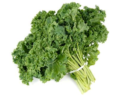 Ripe Organic Kale, Curly