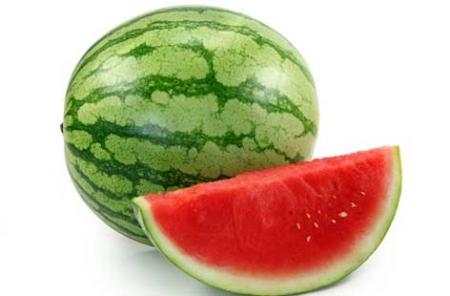 Ripe Organic Watermelon