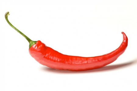 Ripe Organic Chilli, Red