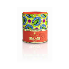 aduna baobab superfruit powder ripe organic