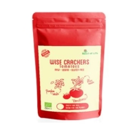 WISE CRACKERS TOMATOES AND BUCKWHEAT 50G