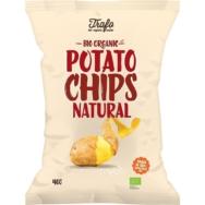 Organic Salted Crisps, Trafo