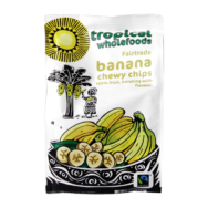 Banana Chips, Tropical Wholefoods