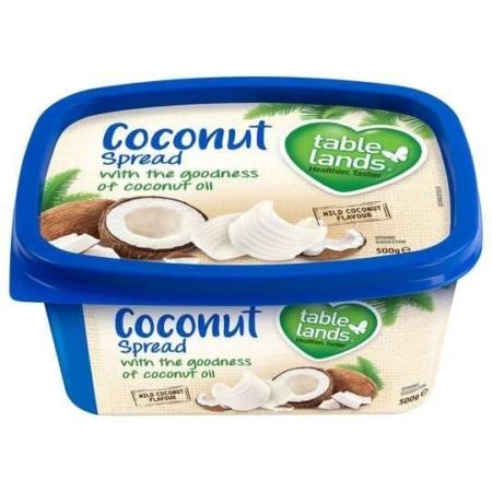 Tablelands coconut spread 500g