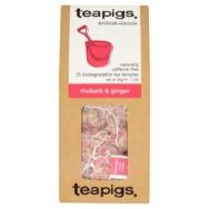 Rhubarb & Ginger, Teapigs