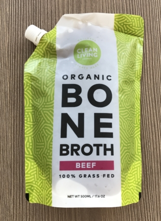 The clean living company bone broth