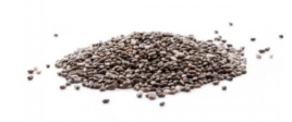 Chia Seeds Black, The Raw Place