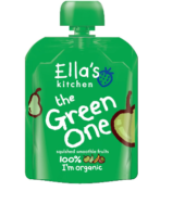 The Green One Smoothie 90g, Ellas Kitchen