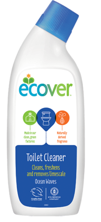 Toilet Cleaner Ocean Waves, Ecover