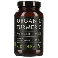 Organic Turmeric Powder, Kiki Health