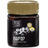 Manuka Honey UMF 15+, 100% Pure 250G
