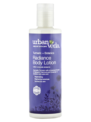 Radiance Body Lotion, Urban Veda