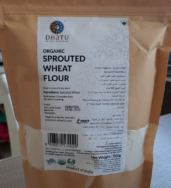 Rootz Organic Sprouted Wheat Flour 500G