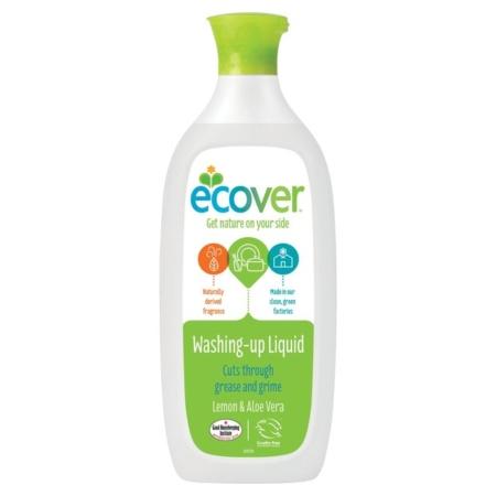 Washing-Up Liquid Lemon & Aloe Vera, Ecover