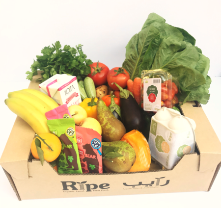 Ripe Organic Foods - Fruits and Veggies