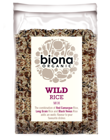 Wild Rice Mix, Biona
