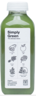 Simply Green-The Ultimate Detox 500ml, Wild & the Moon