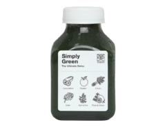 Simply Green-The Ultimate Detox 250ml, Wild & the Moon