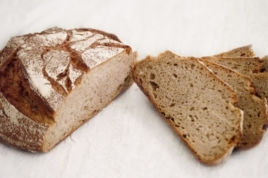 1)  Sour Dough Wild Super Bread