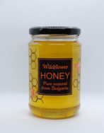 PURE NATURAL WILDFLOWER HONEY 380G